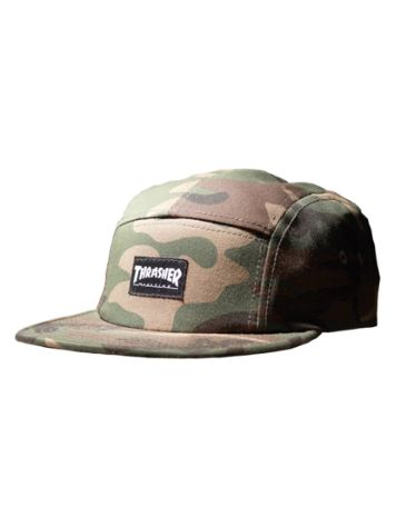 Thrasher 5-Panel-Thrasher Gorra