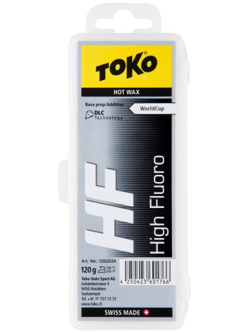 Toko Hf Hot Black 120g Wax