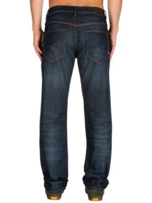 REELL Lowfly Jeans dark stonewash Gr. 30/32