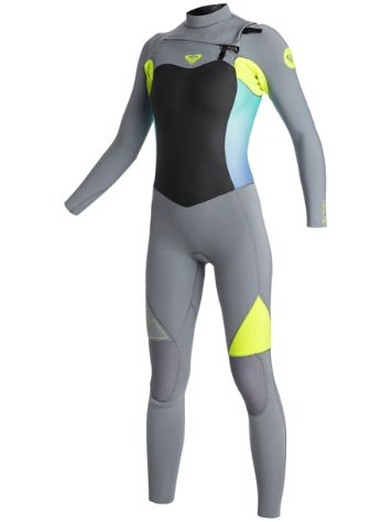 Roxy 3/2mm Syncro Gbs Chestzip Neoprenanzug