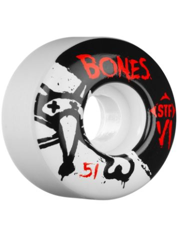 Bones Wheels STF V1 Series II 83B 53mm Wheels