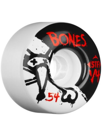 Bones Wheels STF V4 Series II 83B 54mm Wielen