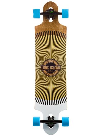 "Long Island Longboards Shine 9.8"" x 39.8"" Complete"