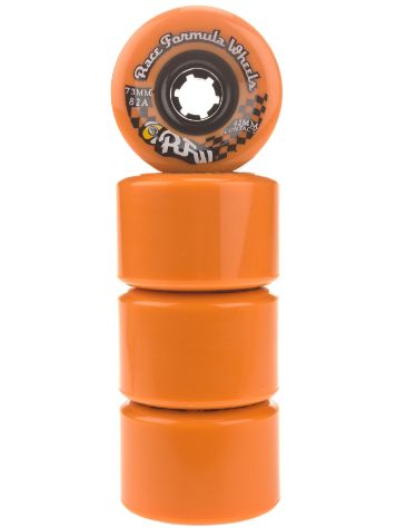 Sector 9 Race Formula Orange 82A 73mm Rollen