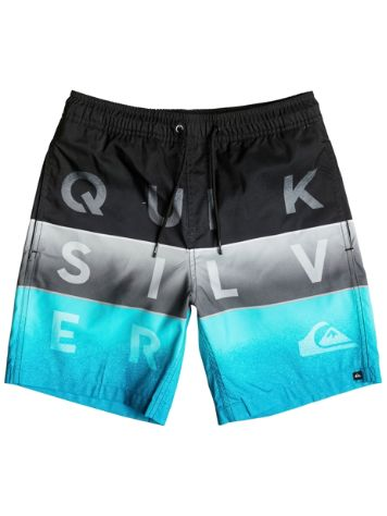 Quiksilver Word Blocked 15 Boardshorts Jungen