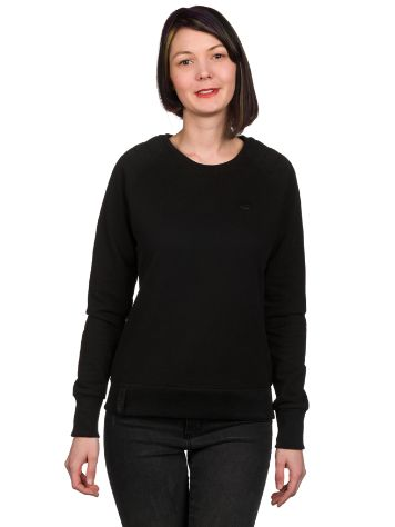 Naketano Black Blümchensex Sweater