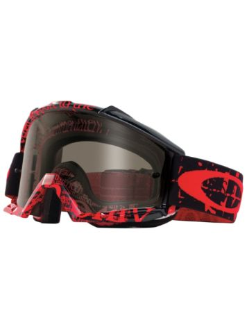 Oakley Proven Mx Tagline Red/Black