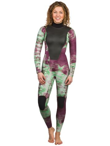 Kassia Psychedelic 3mm Full Wetsuit