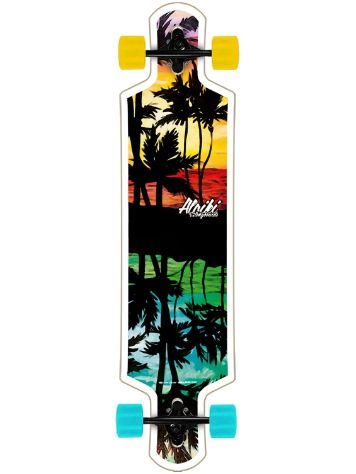 "Aloiki Longboards Good Day 9.6"" x 40.2"" Complete"