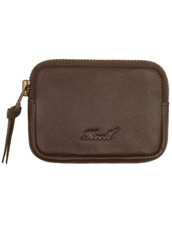REELL Pouch Leather Geldbörse
