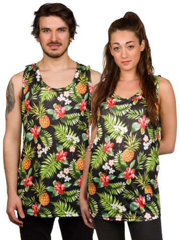Somewear Original Singlet Pineapple Patter Tank Top