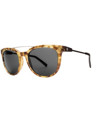 Electric Bengal Wire Matte Spotted Tort Black Sonnenbrille