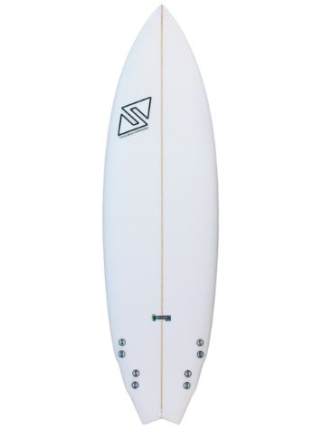 Twins Bros Johnny Fish 5.10 Surfboard