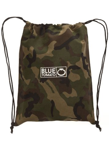 Blue Tomato BT Gym Bag Camo Gymbag