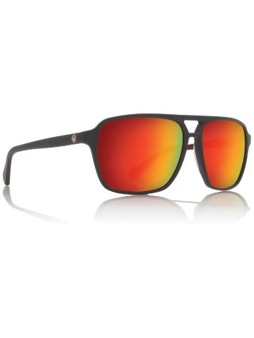 Dragon Passport Matte Magnet Grey Sonnenbrille