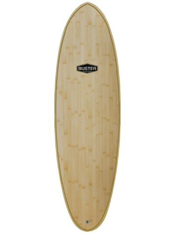 Buster 6'0 21'' 2''7/8 Blunt Wood Bambus Surfboard