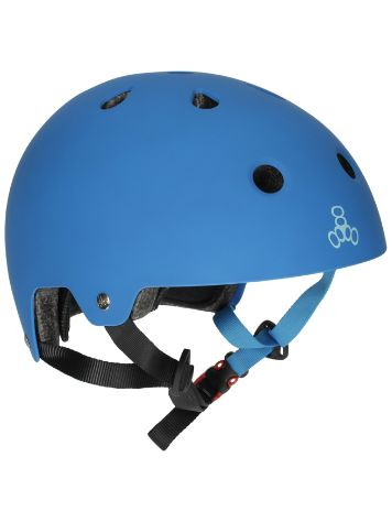 Triple 8 Brainsaver Get Used To It Skateboard helm
