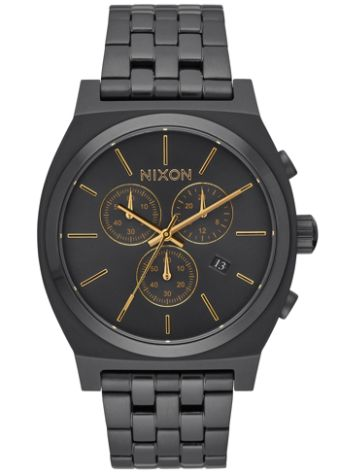 Nixon The Time Teller Chrono Uhr
