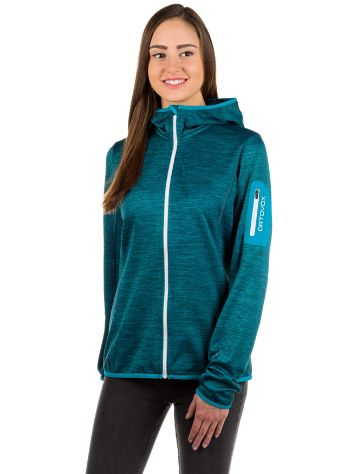 Ortovox Melange Hooded Fleece Jacket