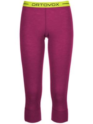 Ortovox 105 Ultra Short Tech Pants dark very berry Gr. L