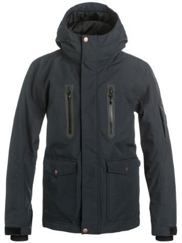 Quiksilver Dark And Stormy Jacket Boys