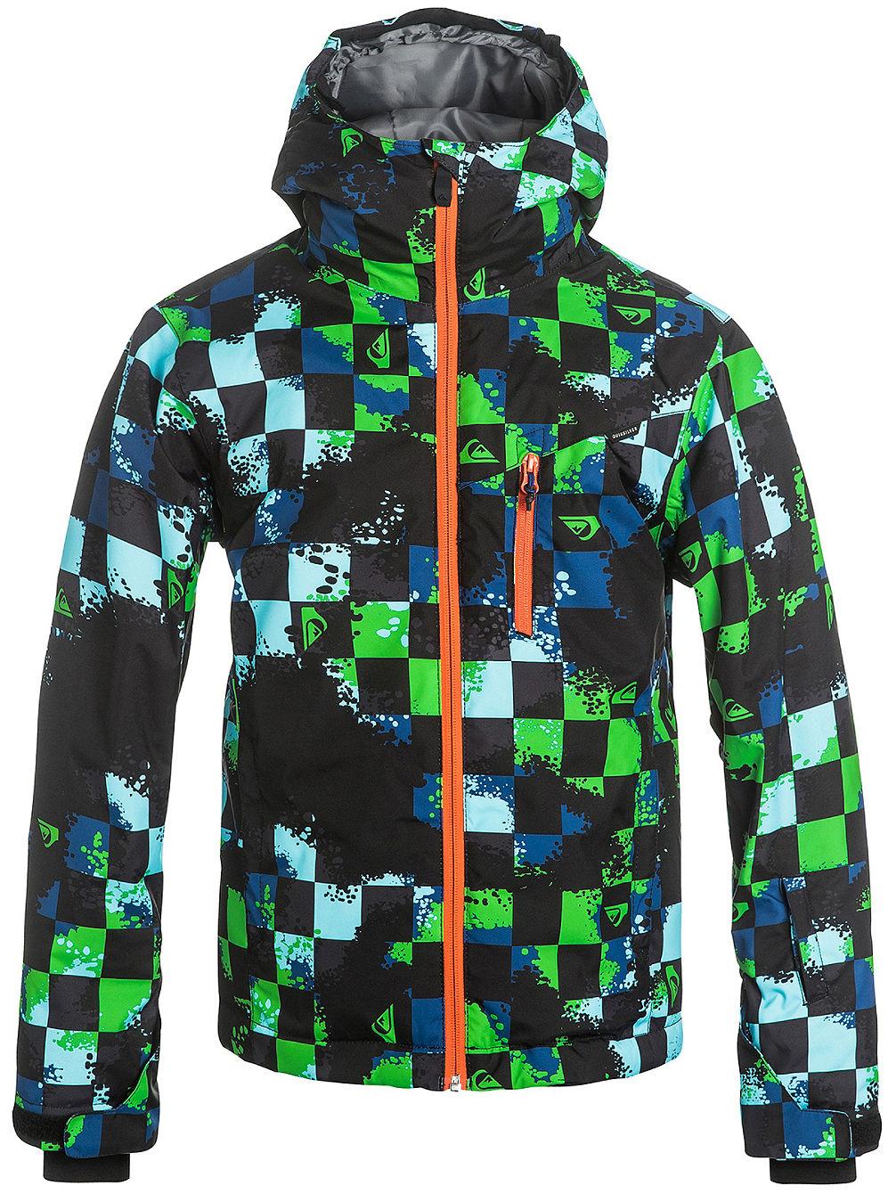 Buy Quiksilver Mission Plus Jacket Boys Online At Blue