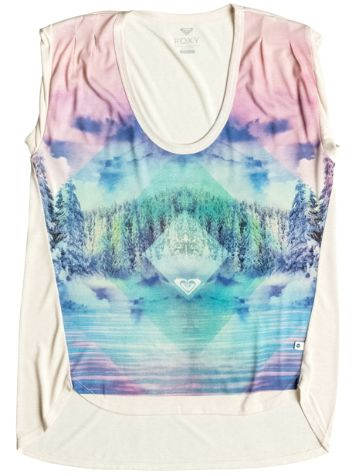 Roxy Crazy Barrel Mountain High Camiseta de tirantes