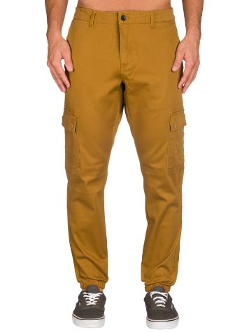 Empyre Freight Cargo Twill Jogger Pants