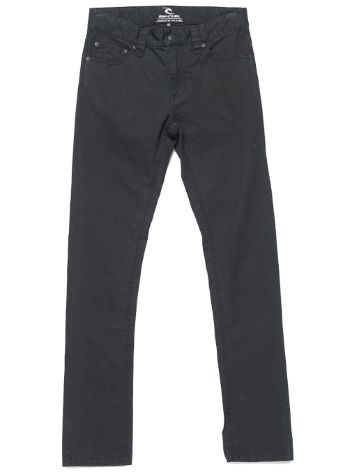 Rip Curl Black 5 Pocket Jeans Jungen