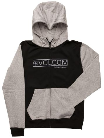 Volcom Spectrum Fleece Zip Hoodie Boys