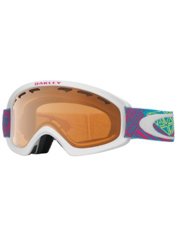 Oakley O2 Xs Geo Chaos Neon Pink Goggle