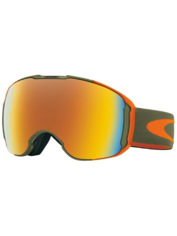 Oakley Airbrake Xl Military Recon Green