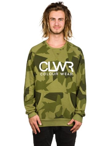 Colour Wear Crew Sweater