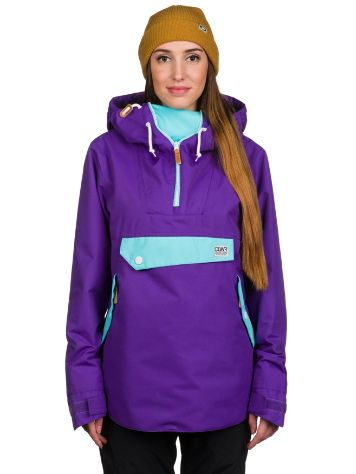 Colour Wear Recruit Anorak Jacke