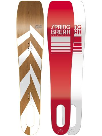 Capita Spring Break - Powder Wolf 165 2017 Snowboard