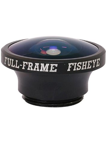 Black Eye Lens Full Frame Fish Eye