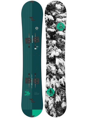 Burton Ft Custom Split 160 2017 Splitboard