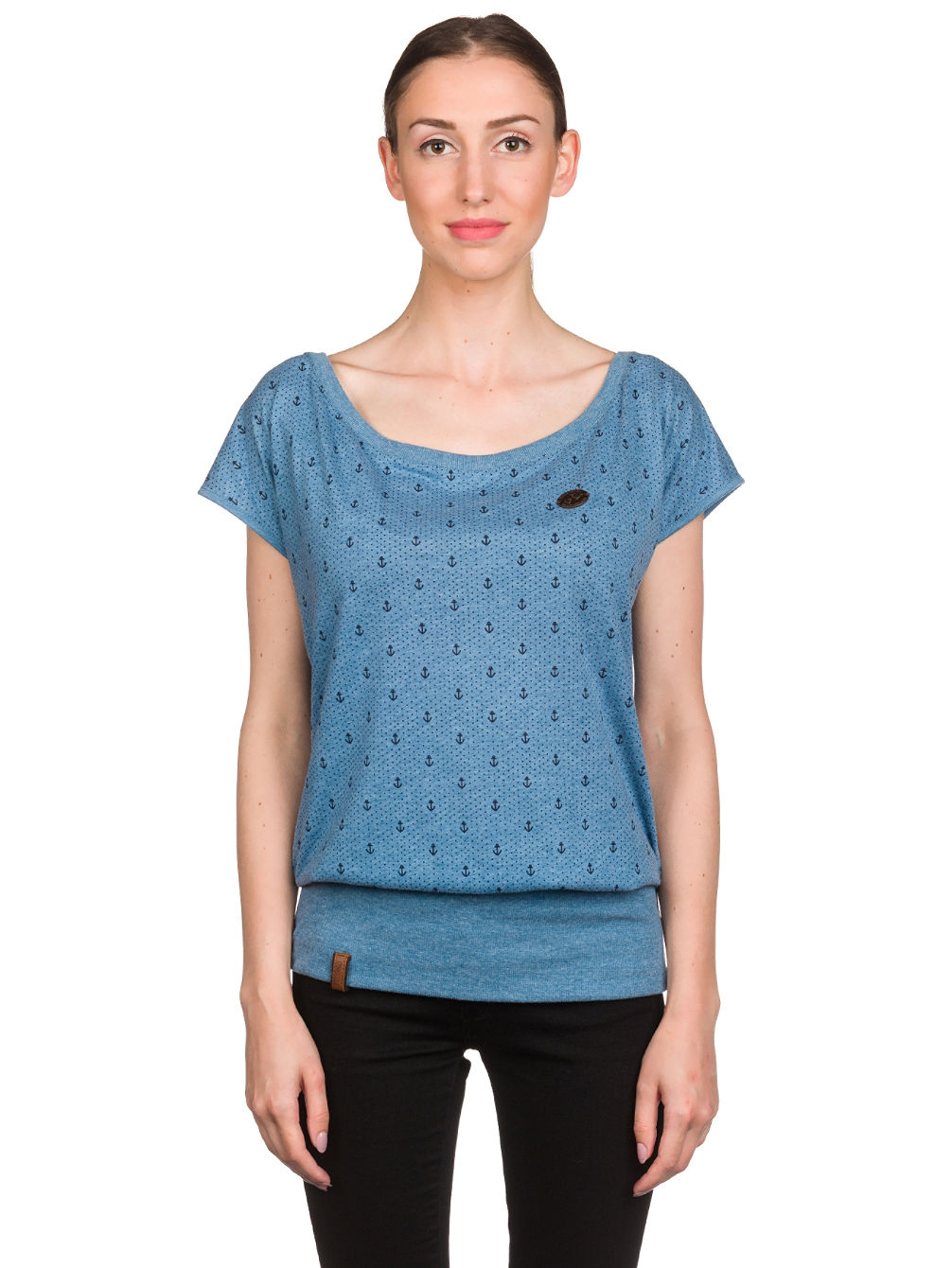 naketano wolle ankerdizzel iii t shirt online kaufen bei blue. Black Bedroom Furniture Sets. Home Design Ideas