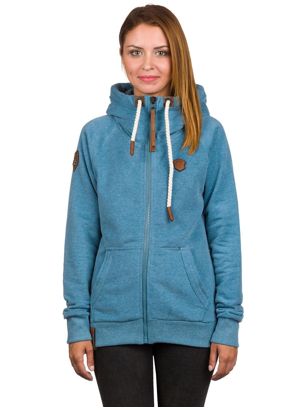 naketano brazzo vii zip hoodie online kopen bij blue. Black Bedroom Furniture Sets. Home Design Ideas