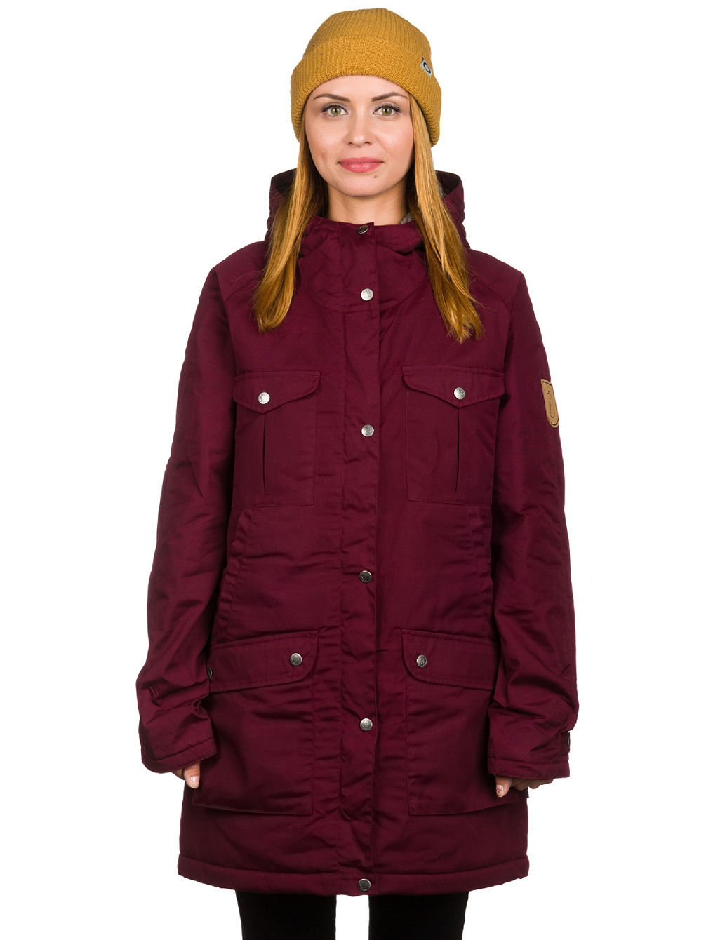 Buy Fjällräven Greenland Winter Parka Coat online at blue-tomato.com