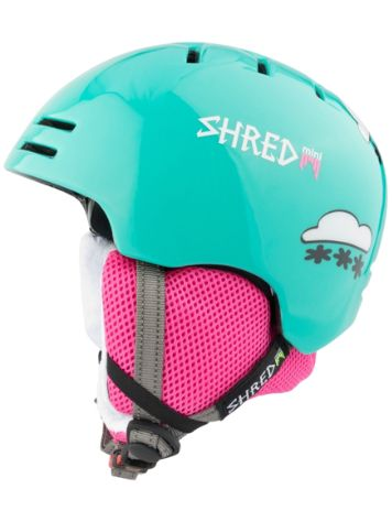 Shred Slam-Cap Mini Helmet Youth