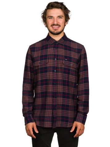 Obey Wyatt Woven Camisa