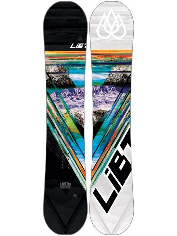 Lib Tech T-Rice Pro HP 155 C2 2017 Snowboard