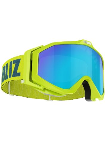 BLIZ PROTECTIVE SPORTS GEAR Edge Lime Green