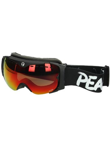 Dr.Zipe Guard Level 6 Black/White Non Violence Goggle