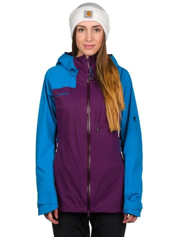 Mammut Luina Tour Hs Hooded Jacket