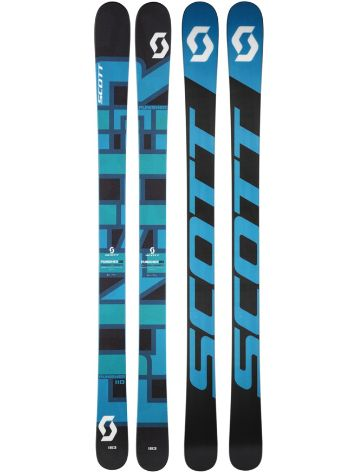 Scott Punisher 110 183 2017 Ski