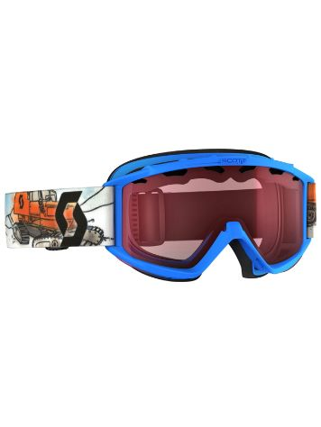 Scott Hook Up Bermuda Blue Boys Goggle