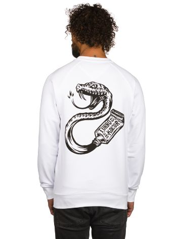 Turbokolor Crewneck Bite Sweater