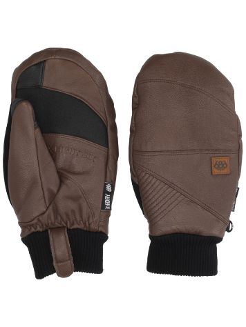 686 Raw Leather Mittens